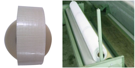 Cross Woven Fiber Heating Tape